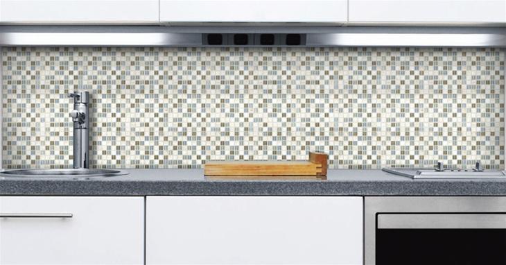 Bliss Gl Stone Tile In Interior