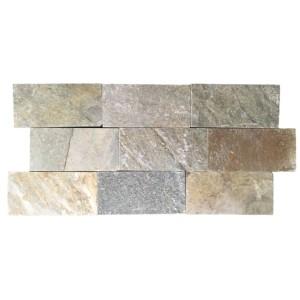 Golden Sand brick tile