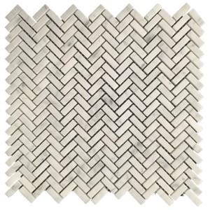 Micro Herringbone Mosaics