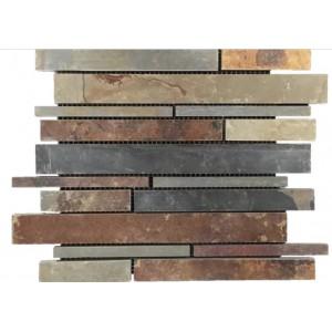 Multi-Width Mosaics