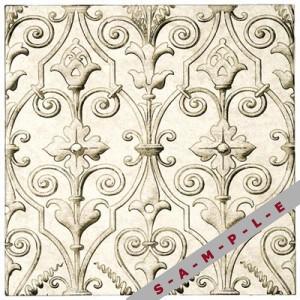 Wrought Iron Serenata stone