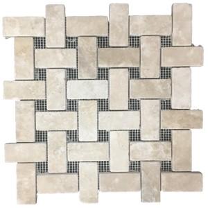 Durango Basketweave without Dot tile