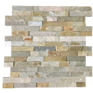 Golden Sand Quartzite tile