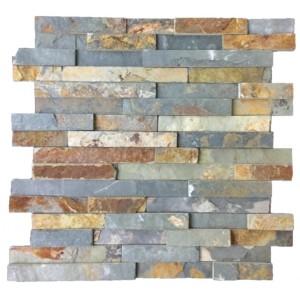 Rustic Multicolor tile