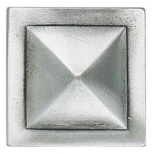 Massalia, Pewter 2 x 2 Pinnacle Accent ceramic tile