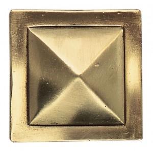 Massalia, Bullion 2 x 2 Pinnacle Accent ceramic tile