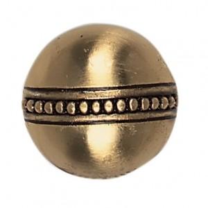Massalia, Bullion 1 x 1 Bead Button ceramic tile
