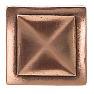 Massalia, Copper 2 x 2 Pinnacle Accent* ceramic tile