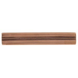 Massalia, Copper 1 x 6 Bead Accent Strip* ceramic tile