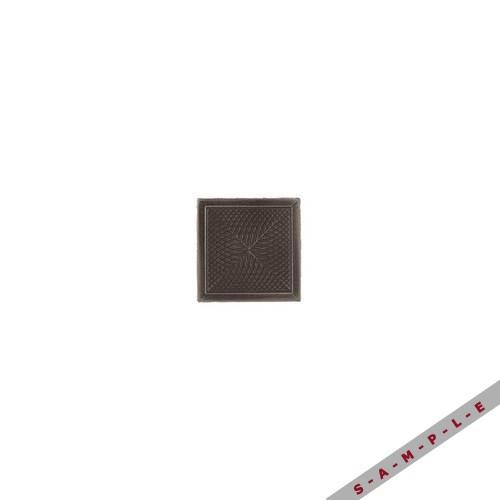 Bronze Spiral Wall/Floor Corner Accent