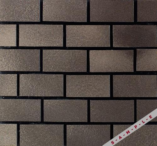 Bronze Field Wall Brick-joint