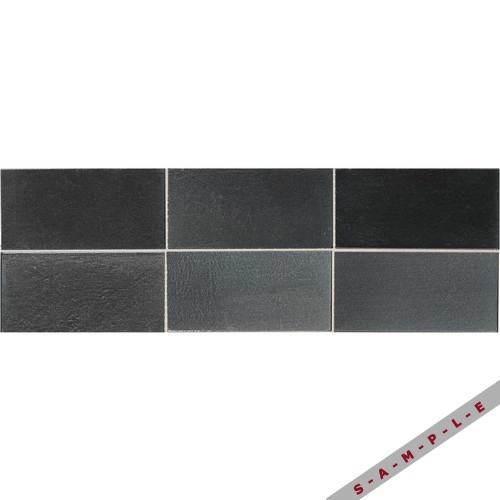 Gunmetal Straight-Joint Mosaic