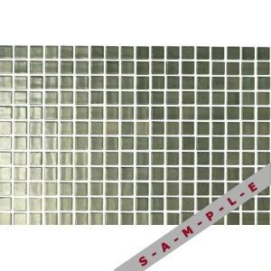 Galaxy glass tile