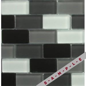 Horizont glass 1x2 glass tile