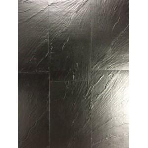 Coal porcelain tile