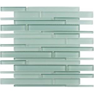 Cane Series, Gray Stone glass tile