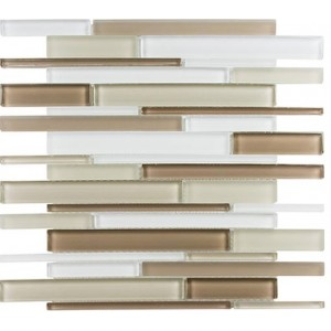 Cane Series, Marble Canyon glass tile