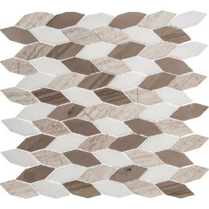 Colonial Series, Bay Colony glass tile