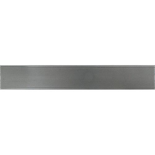 Stainless Spiral Wall/Floor Border UM01
