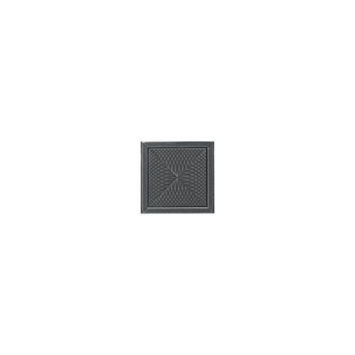 Gunmetal Spiral Wall/Floor Corner Accent UM0
