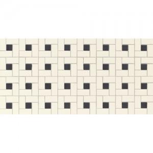 Keystones mosaic tile
