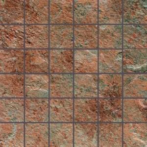 Phoenix tile, Sun by Happy Floors