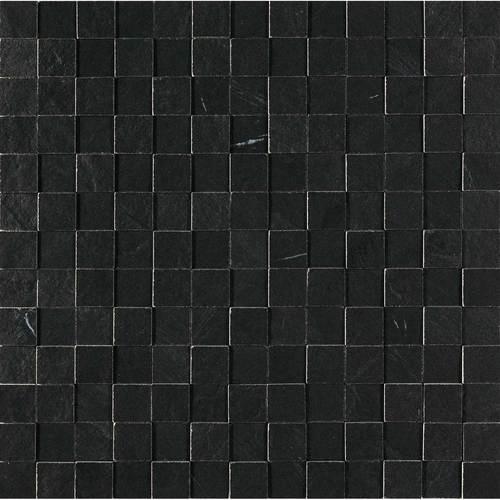 Black DL28 1 x 1 3D Mosaic