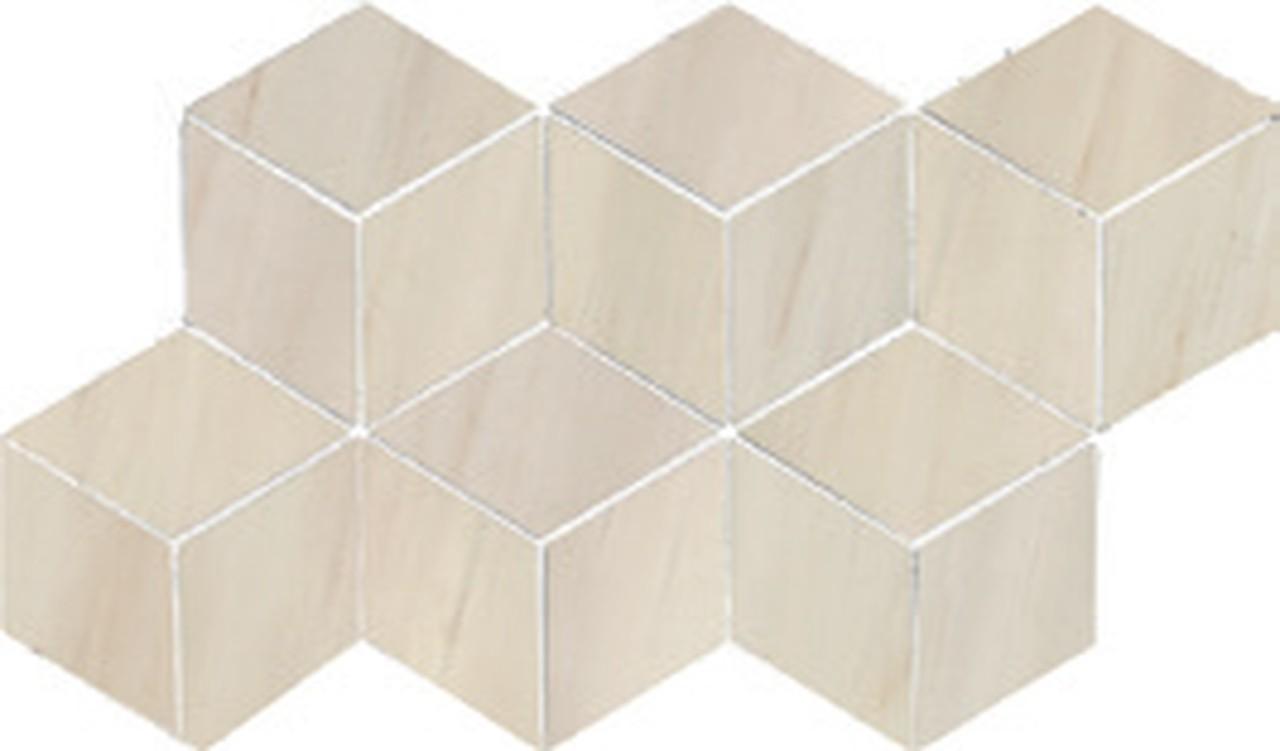 Dolomite Mosaic Beige Hex