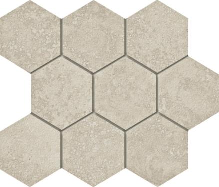 Navona Hexagon Mosaic