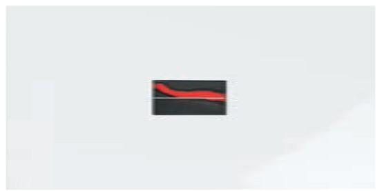 WHITE INSERTO FRAGMENTS RED