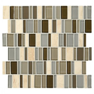 Jubilance mosaic tile