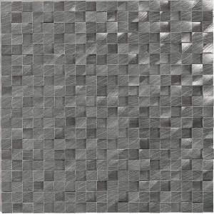 ST72 Gunmetal Mosaic 3d cub