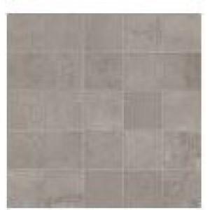 Velvet mosaic tile