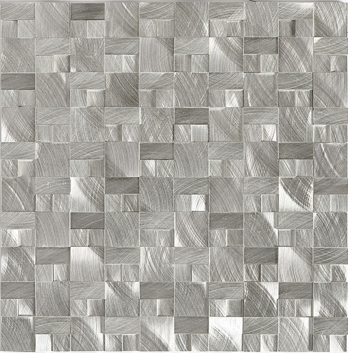 ST70 Steel Mosaic 3d block