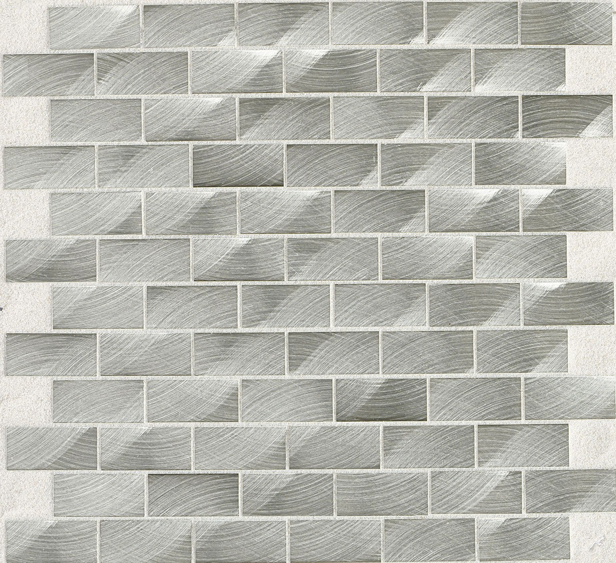 ST70 Steel Mosaic brick joint