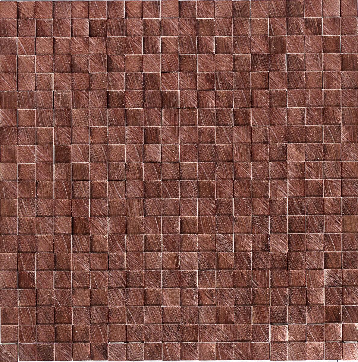 ST71 Copper Mosaic 3d cub