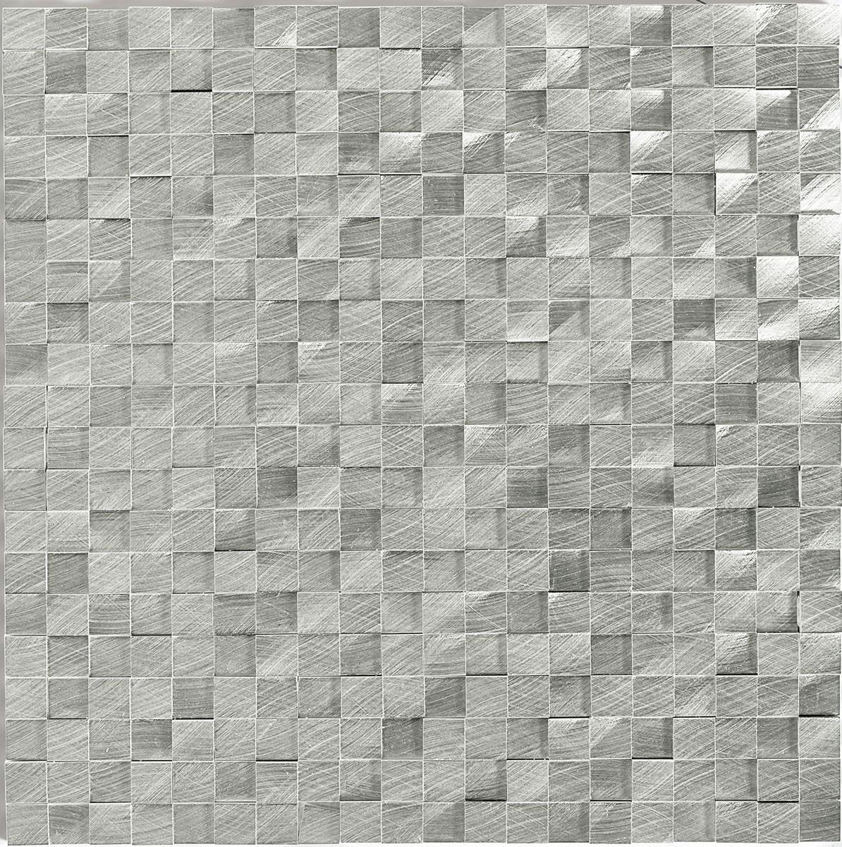 ST70 Steel Mosaic 3d cub