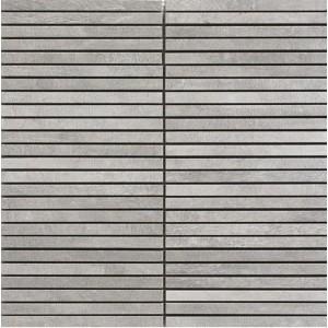 Dove grey stripes