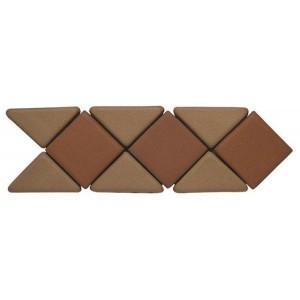 Mosaico Cenefa Ceramic Tile Alfagres Aa Flooring Llc
