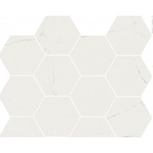 STATUARIO hexagon