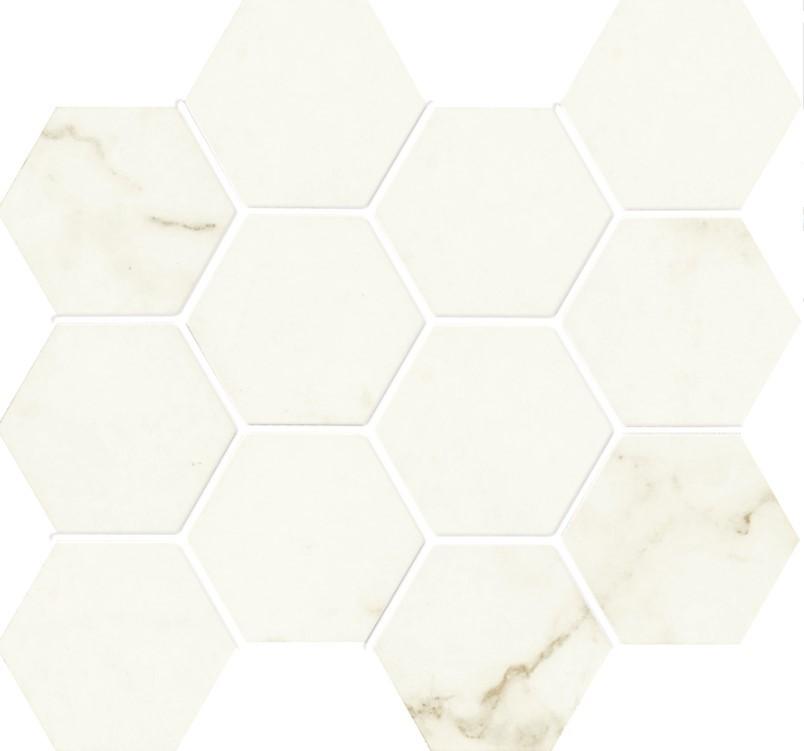 CALACATTA hexagon