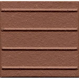 Metropolitan Quarry tile, Red Metrotread by Florida Tile