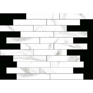 Alsacia tile, Muretto Mosaic by Happy Floors