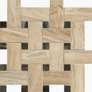 Gallura tile, Sand Intreccio by NovaBell