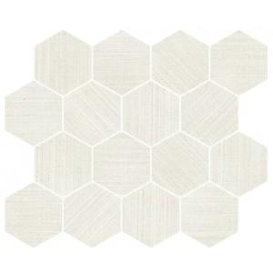 Setai tile, Perla mosaico hexagon by Happy Floors