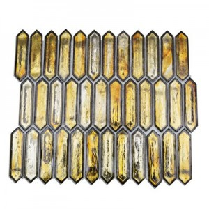 ARTEMIS tile, Amber by Soho Tiles