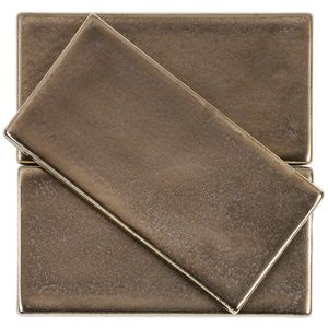 BAROQUE tile, Copper by Soho Tiles