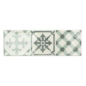 BULEVAR tile, Cold Deco by Soho Tiles
