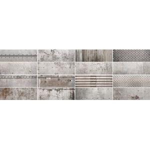 CO CorTen tile, CO 5 / Grigio by Del Conca