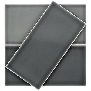 CORSO tile, Antracita by Soho Tiles